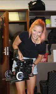 Murdoch film student Peta Christey