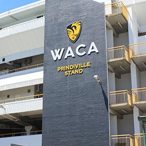 The WACA ground