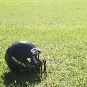 Standard gridiron helmet