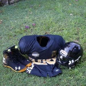 Westside Steelers gridiron uniform